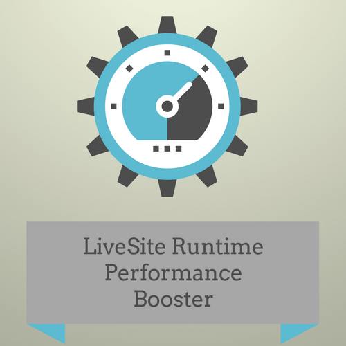 LiveSite Runtime Performance Booster