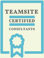 TeamSite Certified Consultants